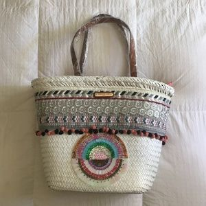 NWT Nicole Lee Shopper Tote